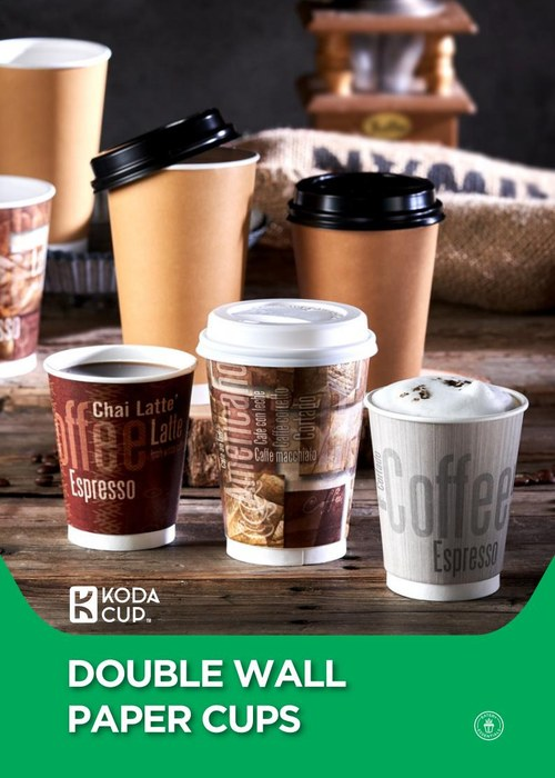 Cover PAPER CUPS