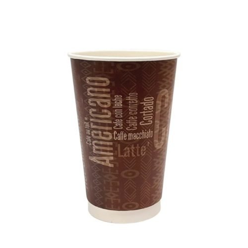 16oz Double Wall Paper Cup