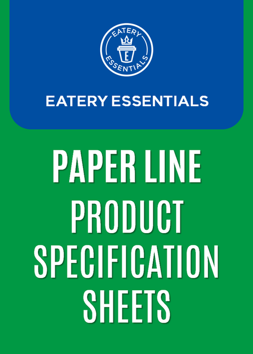 Cover Paper Line Spec Sheet