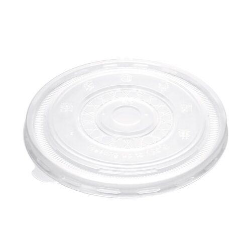 D165 PP flat lid