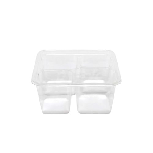 PET 6x6 snack container 1