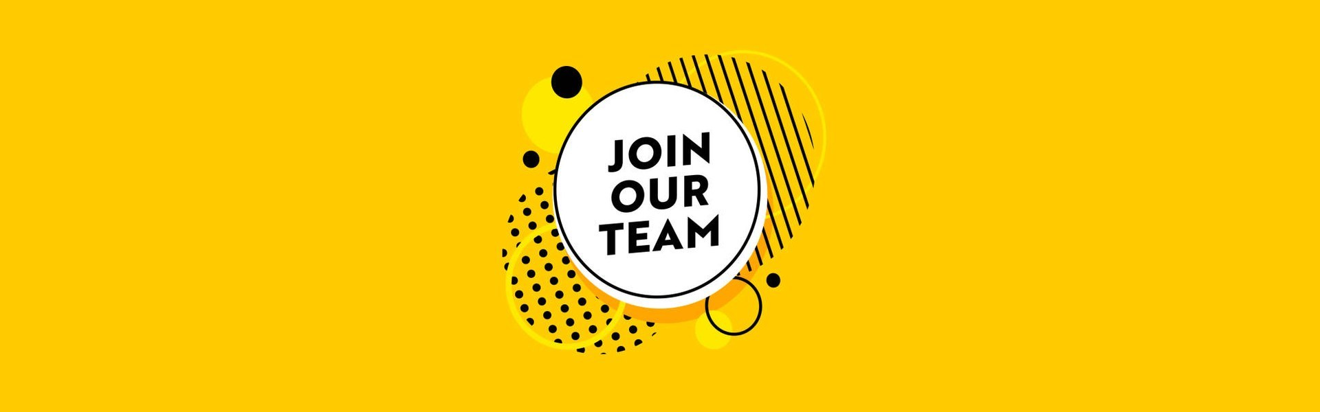 join our team yellow 1920